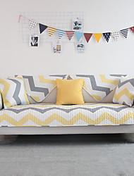 cheap -Sofa Cushion Damask Yarn Dyed 100% Cotton Slipcovers