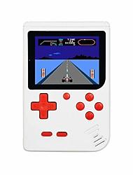 Недорогие -Fc280 ретро портативный игровой плеер для детей портативная игровая система видеоигры 3-дюймовый ЖК-дисплей встроенный 400 классических игр