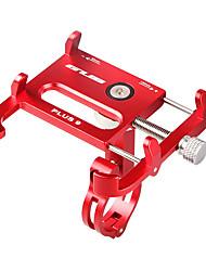 cheap -Bike Phone Mount Adjustable Anti-Slip Anti-Shake / Damping for Mountain Bike MTB Folding Bike Recreational Cycling Aluminum Alloy Cycling Bicycle Black Red Grey