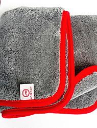 abordables -Qualité supérieure Essuie-mains, Couleur Pleine Pur coton 1 pcs