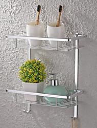 cheap -Bathroom Shelf 2/3 Layer Aluminum Triangular Rack Bathroom Accessories Storage Organizer For Shampoo Soap Cosmetic Basket Holder