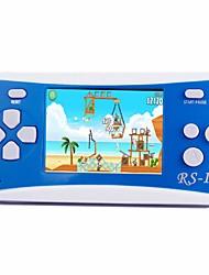 abordables -joueur de jeu portable rs-1 pour les enfants système de jeu portable joueur de jeu vidéo 2.5 lcd intégré 152 jeux classiques