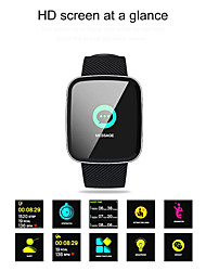 cheap -SMA Z30 Men Women Smartwatch Android iOS Bluetooth Waterproof Touch Screen Heart Rate Monitor Blood Pressure Measurement Sports Pedometer Call Reminder Activity Tracker Sleep Tracker Sedentary