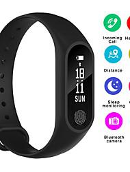 Недорогие -Муж. электронные часы Цифровой Pезина Черный / Белый / Синий 30 m Защита от влаги Bluetooth Smart Аналоговый На открытом воздухе Мода - Черный Желтый Синий Один год Срок службы батареи