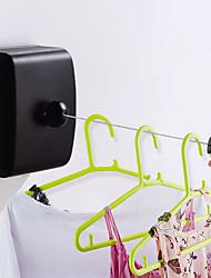 Недорогие -Крючок для халата С компактным кабелем Fun & Whimsical Нержавеющая сталь 1шт - Ванная комната / Гостиничная ванна На стену