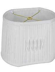 cheap -Lampshade Eye Protection / Ambient Lamps / Decorative Artistic / Modern Contemporary For Bedroom / Game Room Fabric Yellow / White