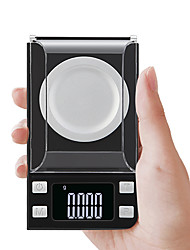 cheap -0.005g 100g high Precision Lab Laboratory Weight Balance Jewelry Diamond Herbs Grams Gold Digital Electronic Scales