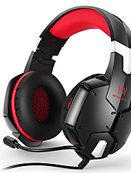 cheap -LITBest G1200 Gaming Headset Wired Noise-Cancelling Music Stereo with Microphone with Volume Control Gaming