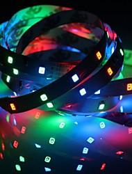 cheap -1pc 5m LED Light Strips RGB Tiktok Lights 300 LEDs IP20 60LEDsM SMD 2835 8mm White Warm White Yellow Red Green Blue LED Strip 12V Linkable Self-Adhesive TV Background Flexible Tape Rope Stripe
