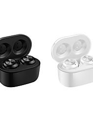 Недорогие -litbest a6 tws правда беспроводные наушники беспроводные наушники Bluetooth 5.0 музыка