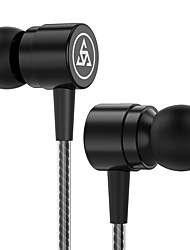 cheap -OEM D1 Wired In-ear Earphone Wired Microphone Music water-resistant Stereo with Volume Control Mobile Phone