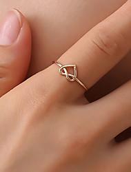 cheap -Ring Classic Black Gold Silver Alloy 1pc / Women's