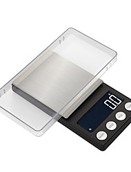 cheap -High Precision pocket Jewelry Scales Balance 0.05g-500g Portable digital Lab Weight Gram scale Medicinal Use