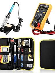 cheap -Electric iron multimeter set Ironing iron kit Manufacturer 220V110V60W US regulations European regulations British standard pu package