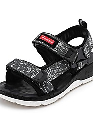 cheap -Boys' Comfort Synthetics Sandals Black / White / Red Summer