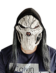 cheap -Mask Halloween Props Halloween Mask Inspired by Scary Movie White Horror Halloween Halloween Adults' Men's Women's