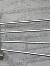 cheap -Towel Bar Multilayer / New Design Modern Aluminum 1pc 4-towel bar Wall Mounted
