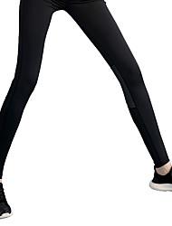 abordables -Femme Pantalon de yoga Bloc de Couleur Course / Running Fitness Entraînement de gym Collants Tenues de Sport Séchage rapide Butt Lift Contrôle du Ventre Power Flex Haute élasticité Slim