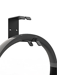 cheap -Headphone Hanger Hook Headset Holder Accessory Hook for Under Desk Or Table (Adhesive Mount Single Unit)