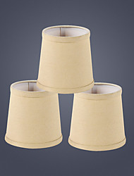 cheap -Lampshade Eye Protection / Decorative Modern Contemporary For Study Room / Office / Nursery PVC Yellow / Orange / White