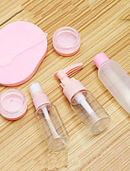 cheap -Portable / Kits / Durable Makeup 6 pcs Daily Makeup Portable Mini Durable Cosmetic Grooming Supplies