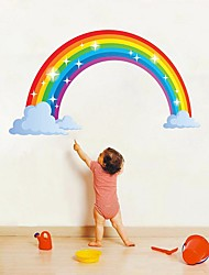 cheap -Decorative Wall Stickers - Plane Wall Stickers Characters Bedroom / Kids Room