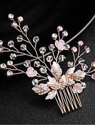 cheap -Women's Fashion Cute Rhinestone Alloy Floral