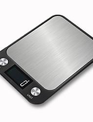 Недорогие -5g-5kg Портативные Автоматическое выключение Несколько режимов Электронные кухонные весы Семейная жизнь Кухня ежедневно