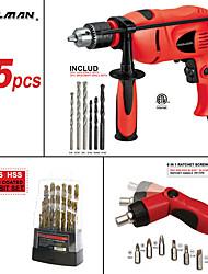 cheap -Electric Power Drill Driver 3/8 W/ Drill Bit & Screwdriver 35 pcs for DeWalt