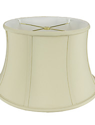 cheap -Lampshade Eye Protection / Ambient Lamps / Decorative Simple / Traditional / Classic For Study Room / Office / Shops / Cafes Yellow / Red / Orange