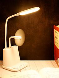 Недорогие -1 шт. Многофункциональный сенсорный usb ручка настольная лампа студент настольный офис спальня заряженный настольная лампа из светодиодов защитник глаз настольная лампа вентилятор