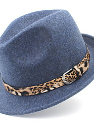 cheap -Wool / Cotton / Polyester Headwear with Braided Strap 1 Piece Casual / Daily Wear Headpiece