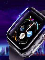 Недорогие -защитная пленка для яблочных часов серии 4/3/2/1 из закаленного стекла 9h твердость экрана для яблочных часов серии 4 1 шт.