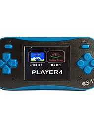 cheap -RS-16 Retro Handheld Game Player for Kids Portable Gaming System Video Game Player 2.5 LCD Built-in 260 Classic Games