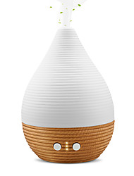 cheap -Wood Fragrance White Porcelain Aromatherapy Machine Household Ultrasound Humidifier