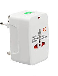cheap -All in One Electric Plug Power Socket Universal Travel Adapter for EU US UK AU