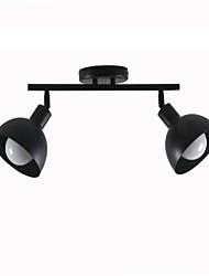 cheap -BriLight 2-Light Novelty Spot Light Downlight Painted Finishes Metal Anti-Glare, Creative, Adjustable 110-120V / 220-240V