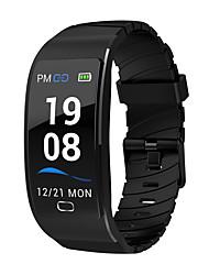 Недорогие -KS7 Smart Watch BT 4.0 фитнес-трекер поддержка уведомления и пульсометр водонепроницаемый браслет для Samsung / Huawei / Iphone