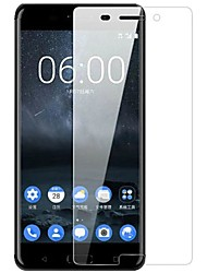 cheap -10Pcs HD Tempered Glass Screen Protector Film For NOKIA 6/5/7/2/3/6(2018)/5.1/8/8 Sirocco/X6