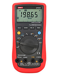 cheap -UNI-T UT61E High Reliability Digital Multimeter Meter PC Connect AC DC Voltage Relative Mode 22000 Counts Data Hold