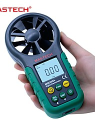 cheap -MASTECH MS6252A Handheld Digital Anemometer Wind Speed Meter Air Flow Tester Air Volume Measure TM