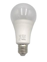 Недорогие -BRELONG® 1шт 7 W Круглые LED лампы 900 lm E26 / E27 7 Светодиодные бусины SMD 2835 Творчество Декоративная Cool 85-265 V