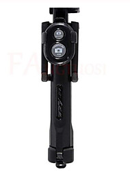 cheap -Selfie Stick Bluetooth Extendable Max Length 75 cm For Universal Android / iOS