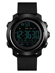 cheap -SKMEI®1462 Men Women Smartwatch Android iOS WIFI Waterproof Sports Calories Burned Long Standby Smart Timer Stopwatch Pedometer Call Reminder Alarm Clock