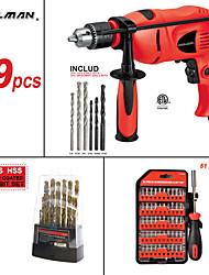 cheap -Electric Power Drill Driver 3/8 W/ Drill Bit & Screwdriver 79 pcs for DeWalt