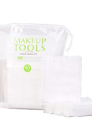 abordables -Coton pour Maquillage Éponges de maquillage Jeune Maquillage 480 pcs Microfibre Nettoyage / Visage Doux / Moderne Fête de Mariage / Usage quotidien Maquillage Quotidien Cosmétique Accessoires de