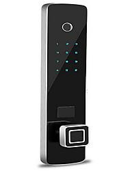 cheap -Factory OEM RX0811 Stainless Steel lock / Intelligent Lock / Password lock Smart Home Security System Fingerprint unlocking / Password unlocking / APP unlocking Home / Office Stainless Steel Door