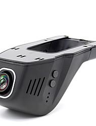 Недорогие -Junsun S690 2160P новый дизайн / Full HD / HD Автомобильный видеорегистратор 160 градусов широкоугольный cmos нет экрана (вывод приложения) видеорегистратор с Wi-Fi / ночного видения / g-сенсор 2
