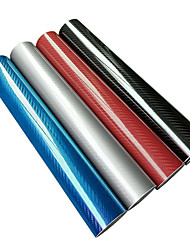 cheap -50*152cm Car Decoration Interior PVC Sticker Universal Durable Interior Decoration
