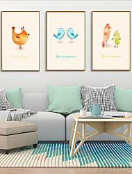 cheap -Framed Art Print Framed Set - Cartoon PS Photo Wall Art